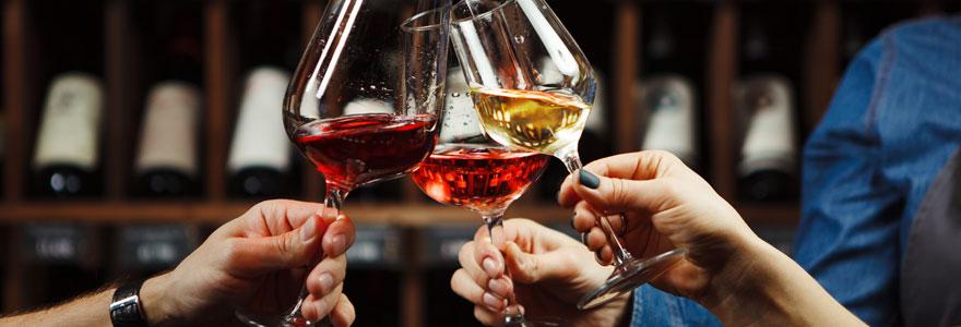 Univers du vin